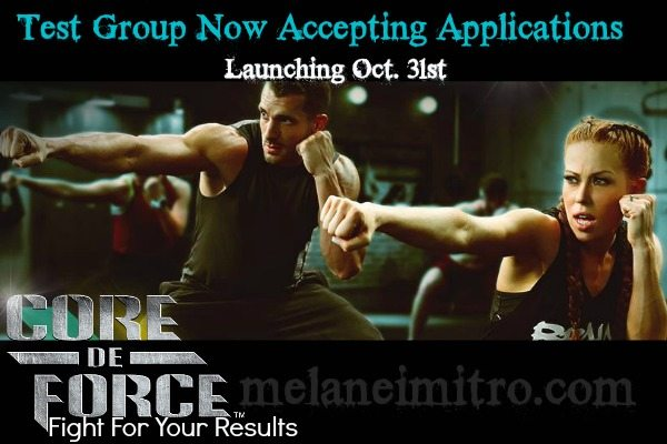 Core De Force, Beachbody, Melanie Mitro, Challenge Group