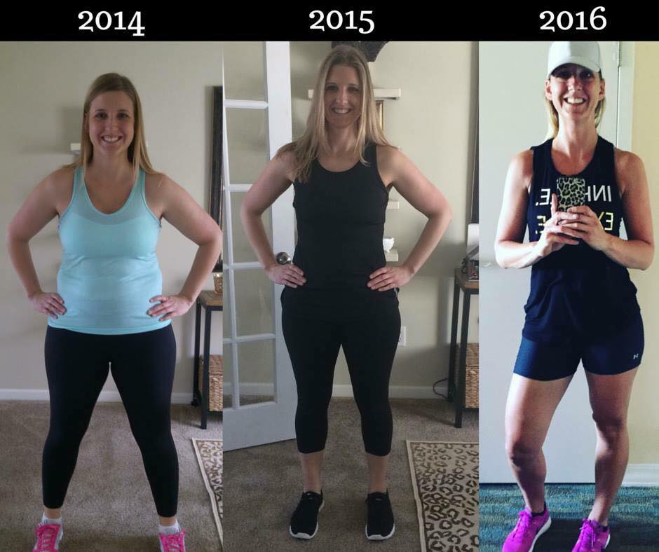 Women's Transformation Story, Melanie Mitro, Dream Team, Beachbody, 21 day Fix