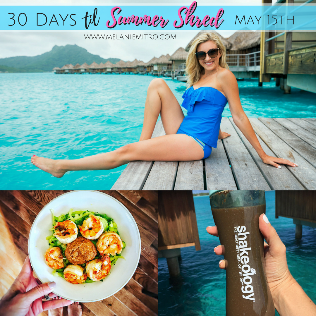 Summer Shred, Beachbody Challenge Group, all Access, Melanie Mitro, Top Coach