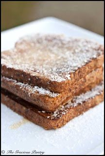 Clean Eating Coconut French Toast