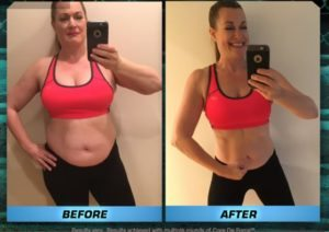 Core De Force Results, Transformation, Before and Afters