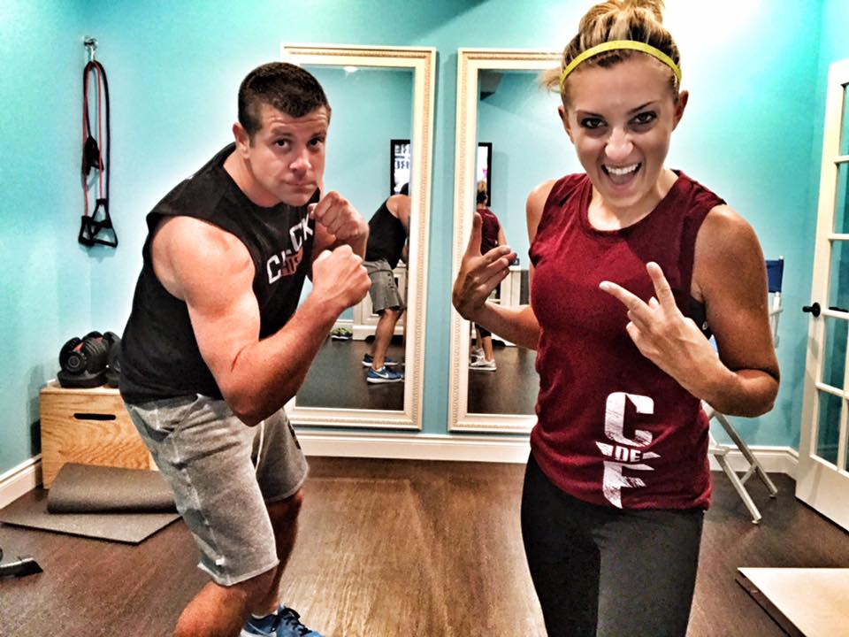 Core De Force, Day 1, MMA Speed, Melanie Mitro, Committed To Getting fit