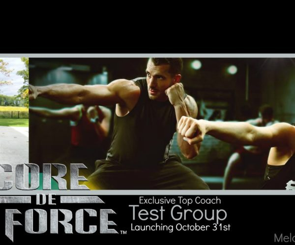 Core De Force, Test Group, MMA, At Home Workout, Team Beachbdoy