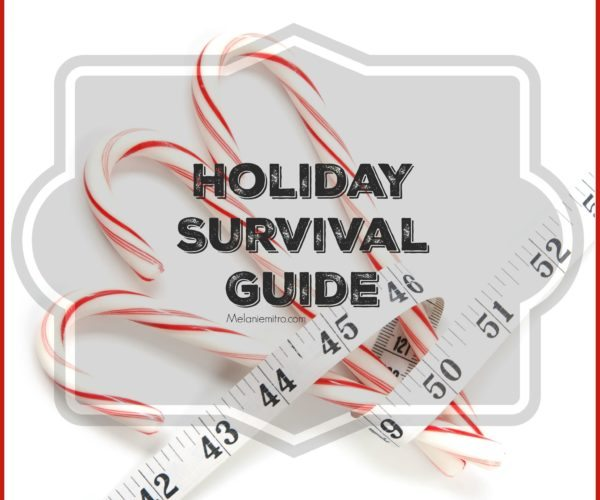 Holiday Survival Guide, Top Coach, Support, Accountability