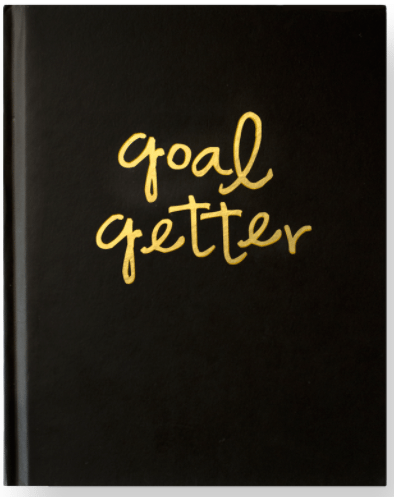 Get Fit Book, Goal Getter Journal