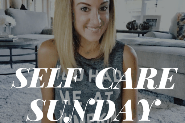 Self Care Sunday, Melanie Mitro, Top Coach, Tips