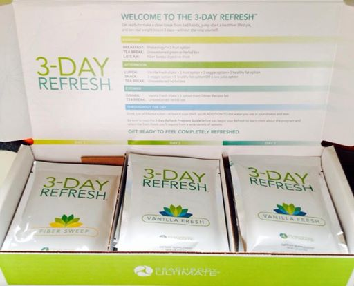 3 day refresh, Melanie Mitro, Committed to Getting Fit, Shakeology