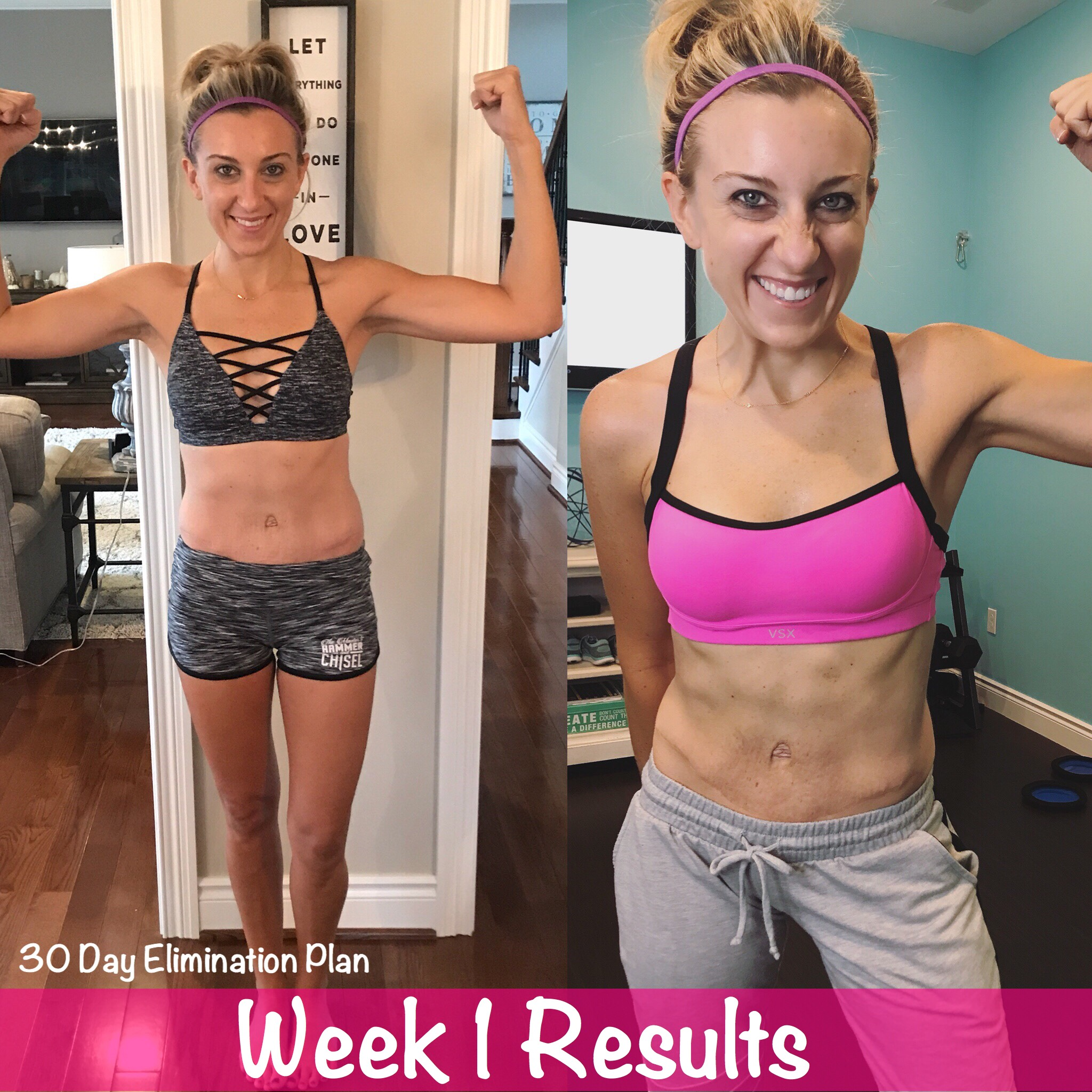 30 day elimination plan, Melanie Mitro, Top Coach, 21 Day Fix Extreme, Shakeology, Intermittent Fasting, Bullet Proof Coffee