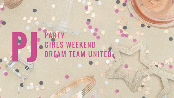 PJ Party, Melanie MItro, Top Coach, Girls Weekend