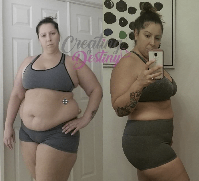 80 day obsession transformation