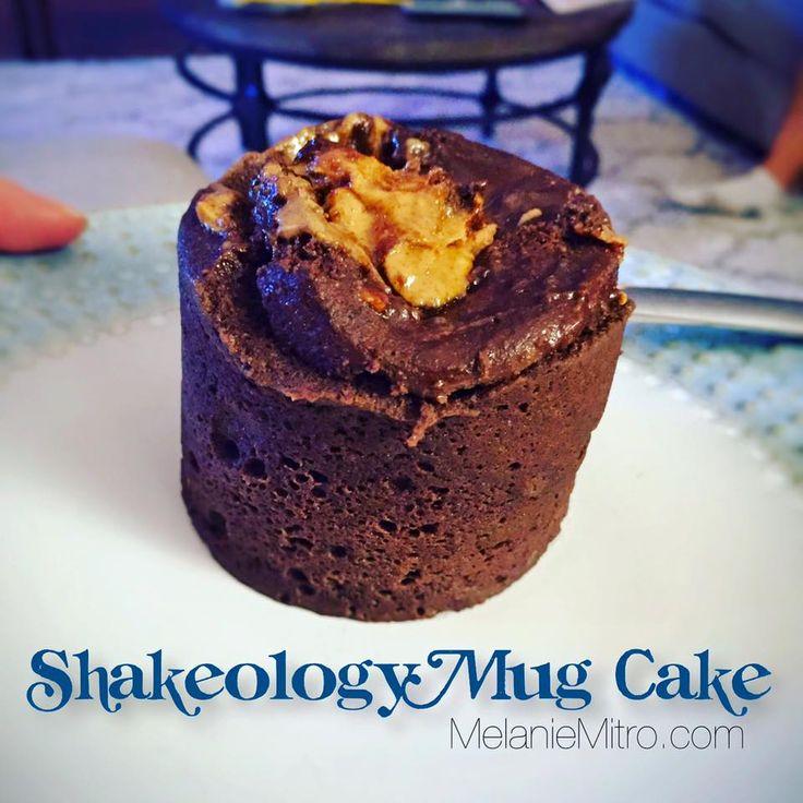 Shakeology Mug Cake, Recipe