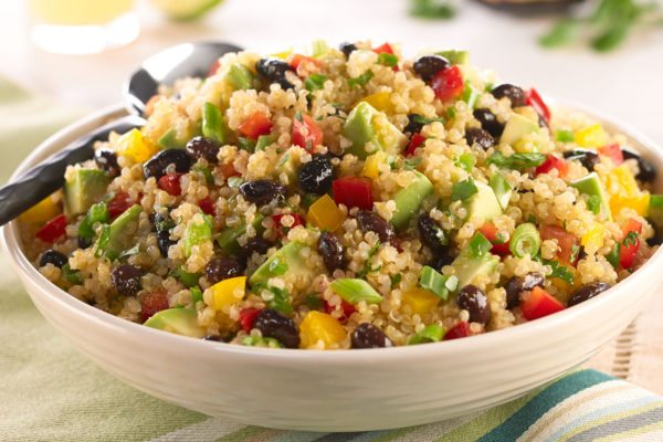 Southwest Quinoa Salad