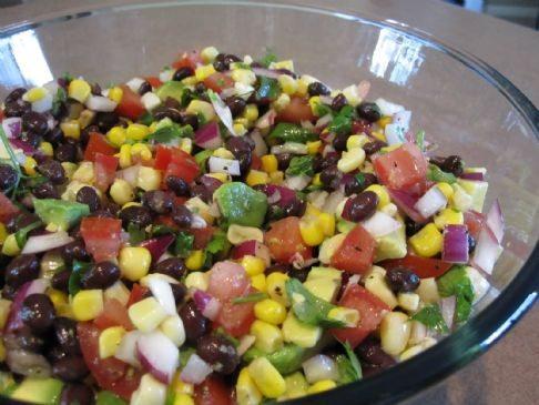bean salsa