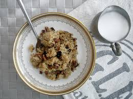 Quinoa Power Cereal