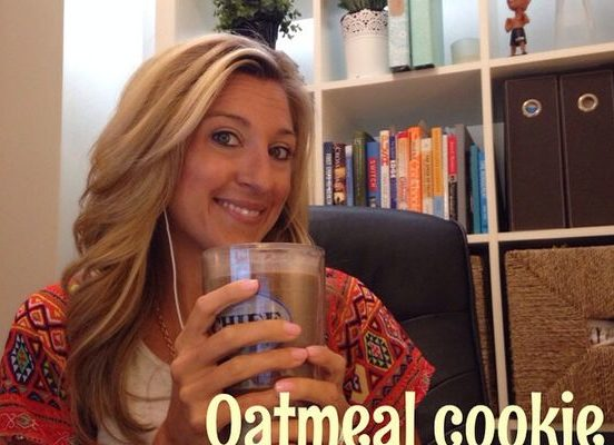 oatmeal cookie shakeology