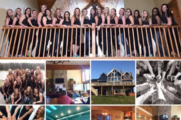 Emerald retreat, Collage, Speakers, Training, Melanie Mitro, Top Coach, Training