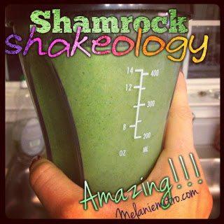 shamrock shakeology