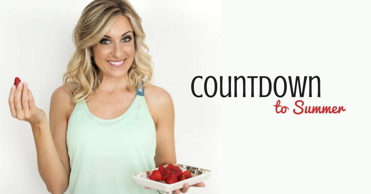 30 days til summer countdown, Melanie Mitro, Top Coach, transformation, Challenge Group