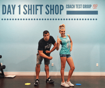 Day 1 Shift Shop, Melanie Mitro, Coach Test Group, What Is Shift Shop, Top coach