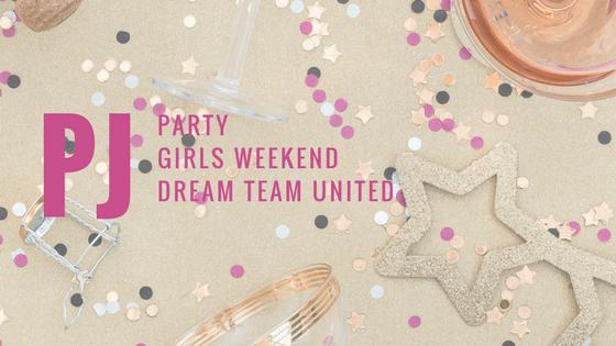 PJ Party, Melanie MItro, Top Coach, Girls Weekend