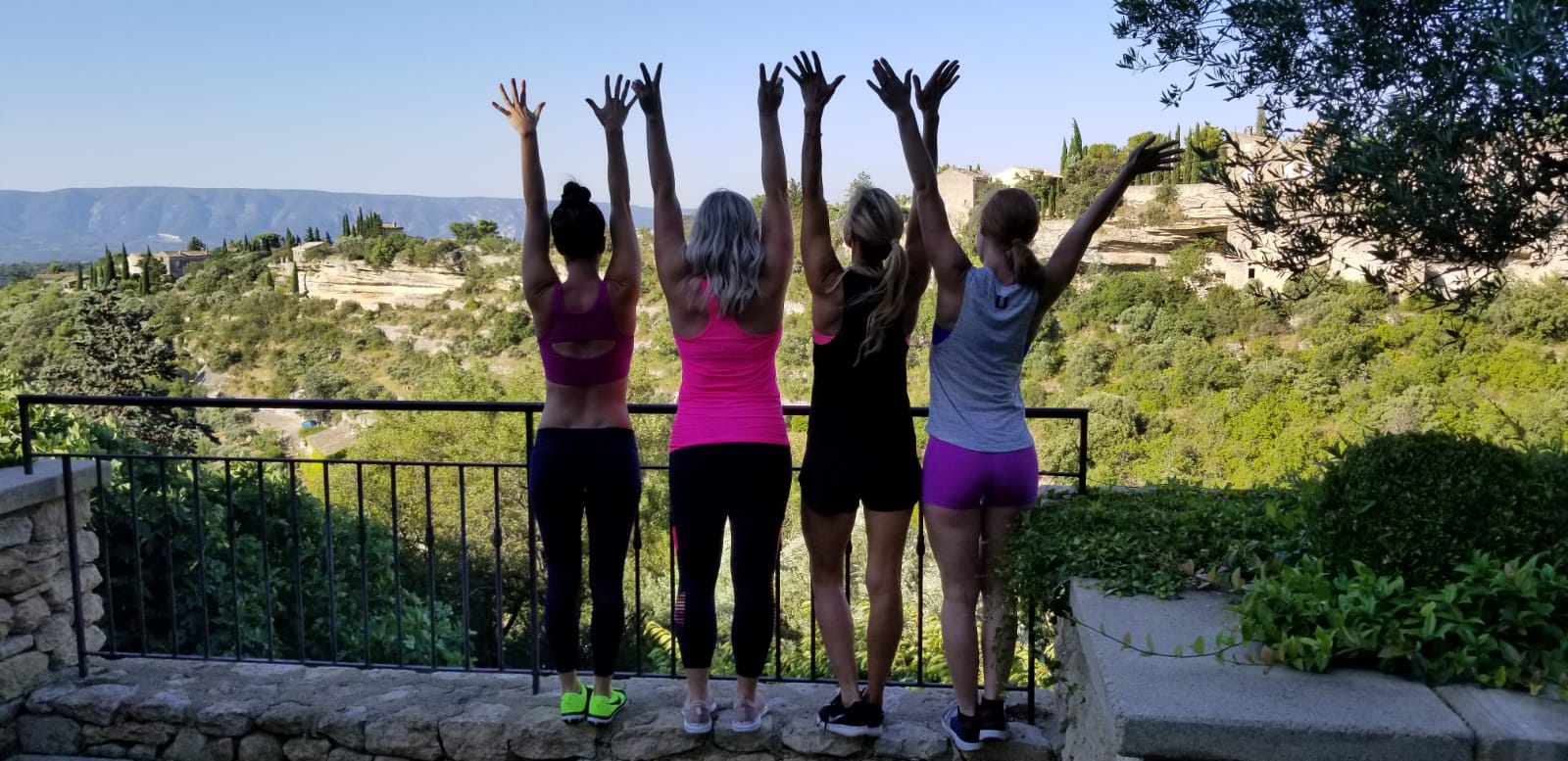 France, Provence, Influencer, Health and Fitness, Melanie Mitro Top Coach, Health and Fitness Influencer
