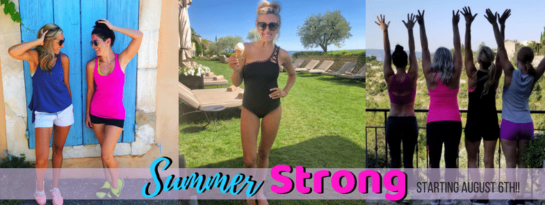 Summer Strong, Melanie Mitro, Top Coach, Accountability, LIIFT4, Shakeology, Flexible Nutrition, Body Confidence