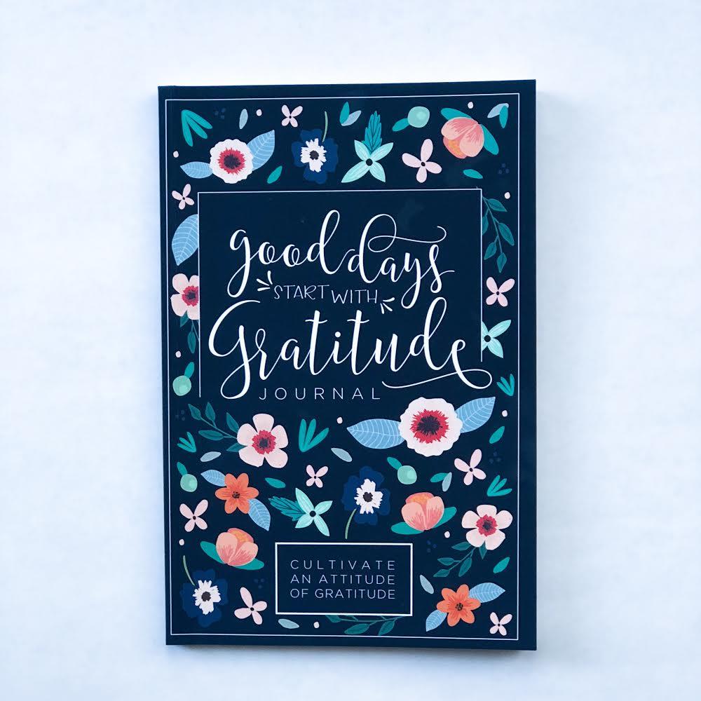 Good Days Start With Gratitude journal, Amazon, Melanie Mitro, Morning Routine, Gratitude, Journal, Personal Development, Affirmations