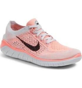 Nike Flynits, Free RN shoes, Melanie Mitro, Nordstroms