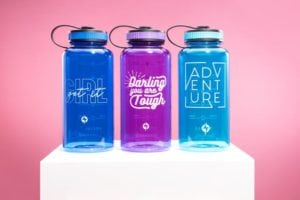 blogilates, water bottle, PBA free,