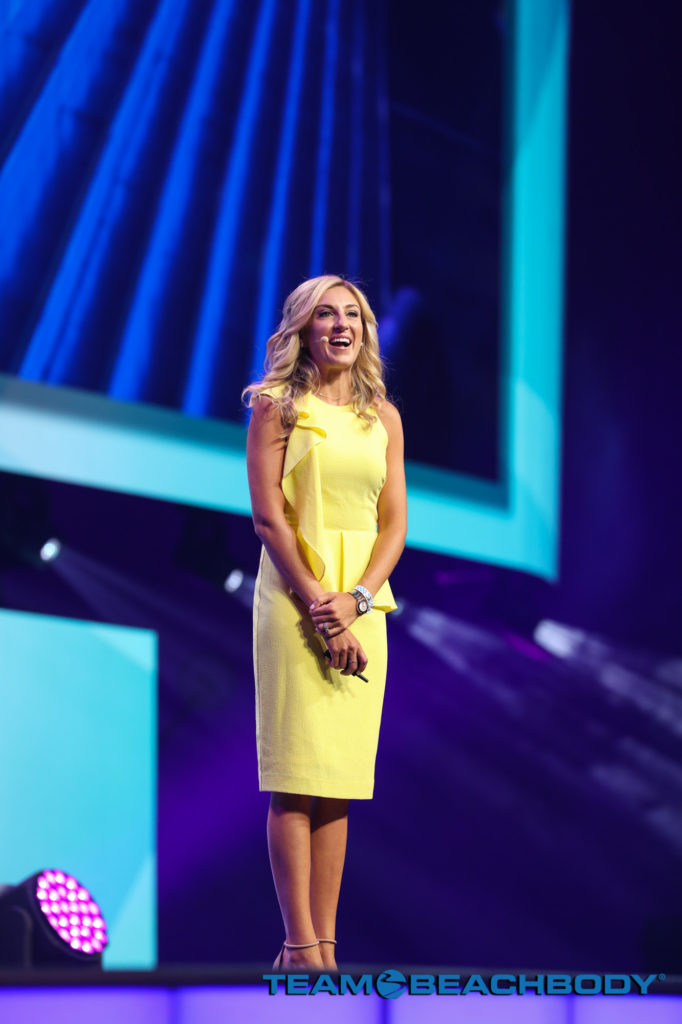 Melanie Mitro, 2019 Coach Summit, Team Beachbody, Top Coach, Failure, Mindset, Personal Development, Coach Training