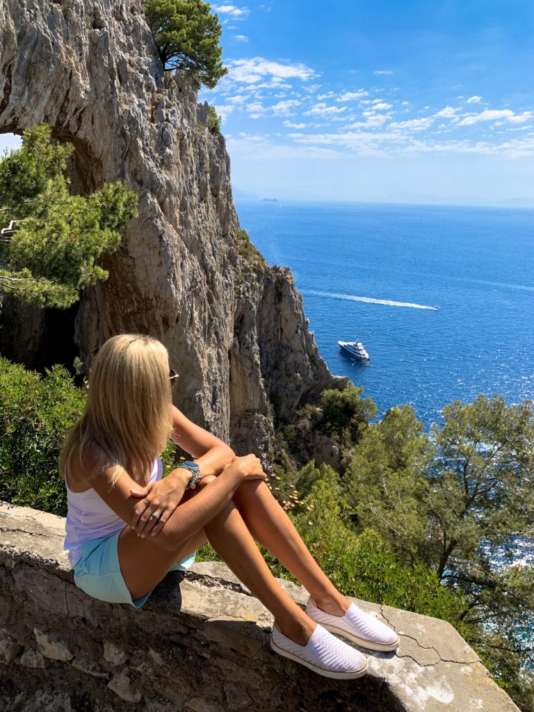 Capri, Family Vacation, must do, site seeing, Italy, Melanie mitro