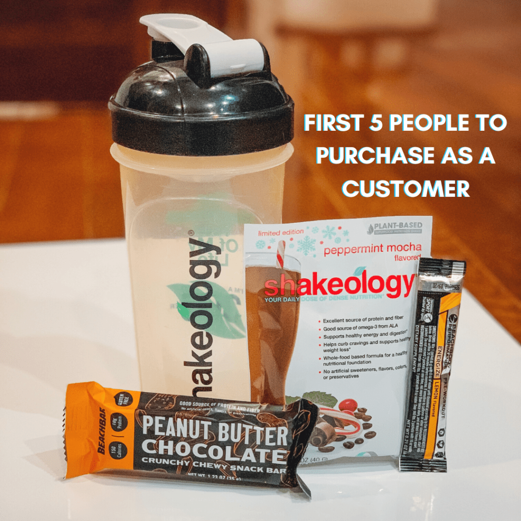 Shakeology, Peppermint Mocha Shakeology, Beachbars, Energize
