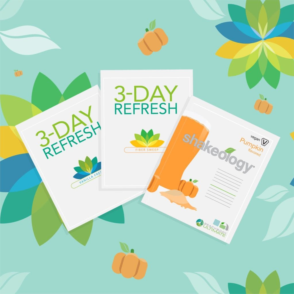 3 day refresh sale, melanie mitro, beachbody