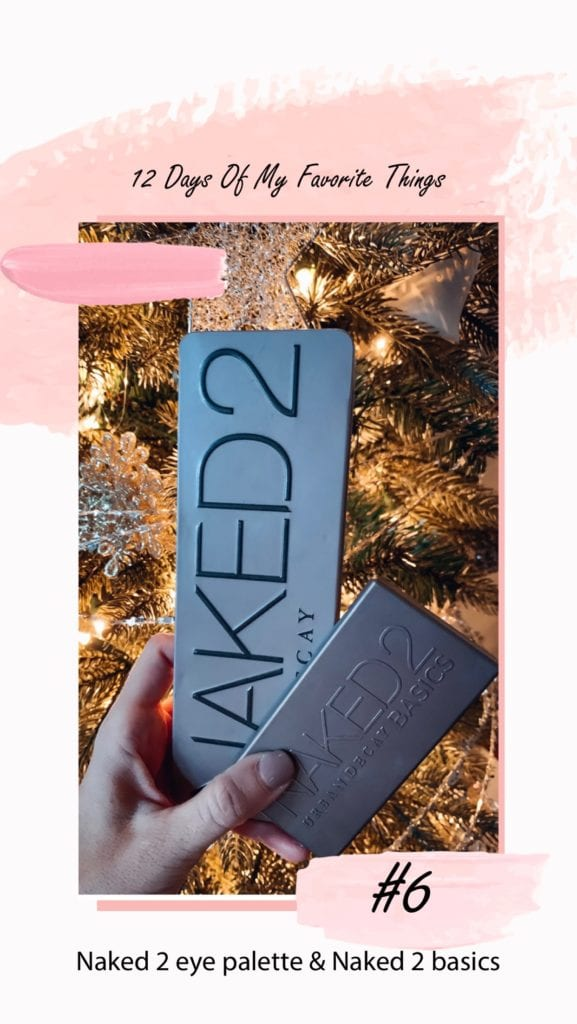 Urban Decay, Naked2 Palette